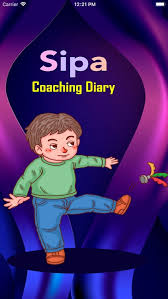 Sipa Coaching Diary by Benjamin Hammock