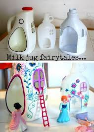 diy plastic bottle fairy houses adorable idea for recycling it s hard to imagine a