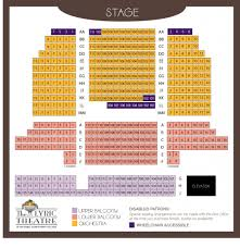 Lyric Opera Seating Chart Lyric Opera Seating Chart Seating Chart