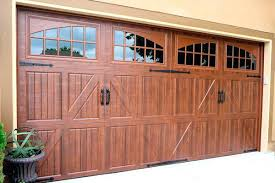 Carriage Garage Doors Out Carriage Doors For Garage Door B