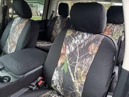 mossy oak seat covers camo seat