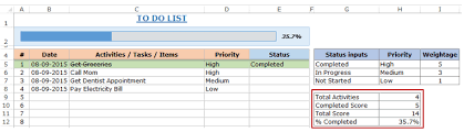 Prioritized To Do Lists Prioritized To Do List Lg Cute Excel To Do List Template Zlatadoor Com