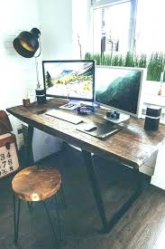design office desks. Industrial Office Desk Corner Wood Desks For Home Best Wooden Ideas On . Design