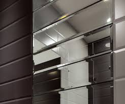 contemporary wall mirrors decor  novalinea bagni interior