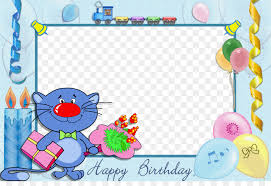 birthday cake birthday photo frame photo editor collage maker picture frames clip art birthday frame