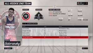 Nba 2k17 Depth Chart What I Learned From Simulating The Wizards 2016 17 Season