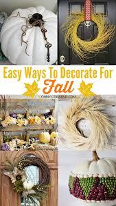 fall outdoor decor diy easy diy fall decor ideas on diy wood owl outdoor decor happy