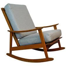 Modern Rocking Chair Simple Mid Century Modern Rocking Chair Creative Chair Designs