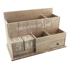 shabby chic office supplies. shabby chic vinatge calendar and office desk tidy storage unit 68861 supplies u