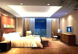 contemporary bedroom ceiling lighting modern lights ideas living room delightful bed winsome light uk dining fans