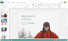 Ms Office Publisher Introducing The New Publisher Microsoft 365 Blog