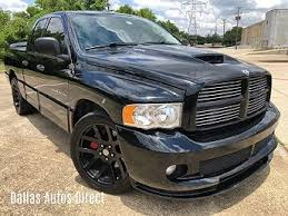 Used Dodge Ram 1500 SRT10 for Sale (with Photos) - CARFAX