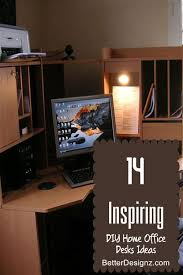 diy home office furniture. Appealing DIY Home Office Desk Ideas 14 Inspiring Diy Desks Furniture
