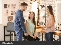 professional makeup artist teaching trainee salon appiceship