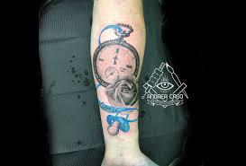 La Nascita Di Un Figlio Andrea Caso Tattooing