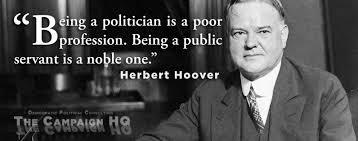 Top seven well-known quotes by herbert hoover image Hindi via Relatably.com