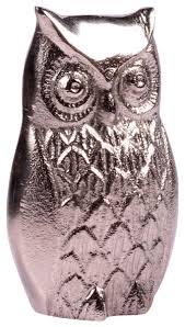 owl office decor. Owl Figurine Paperweight \u2013 Handmade In Aluminum Silver Color Finish Desk Accessories Office Décor-Buy Bulk Wholesale Decor R