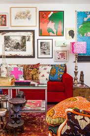 Living Room With Red Furniture 25 Awesome Bohemian Living Room Design Ideas Bohemian Living