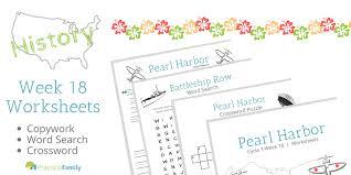 Cycle 3 Week 18 | Pearl Harbor - Practical Family