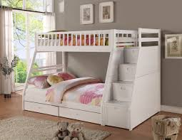 twin over full bunk bed with stairs. Twin Over Full Bunk Bed With Stairs Ideas