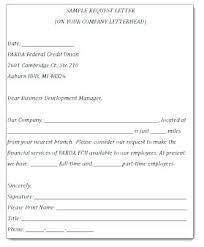 Sample Business Letter Extraordinary Employee Loan Application R Sample Fresh How Submit A Request For