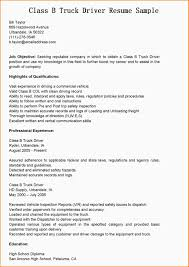 resume for driver templates for a newsletter