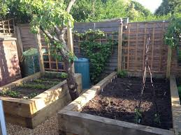 best wood for raised garden beds. Best Material Raised Bed Vegetable | Ross\u0027s Beds With New Pine Railway Sleepers - Wood For Garden