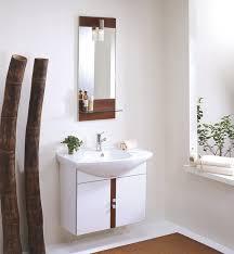 Wall Mount Bathroom Vanity with Small Size Mirror – Long Island