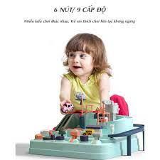 Bộ đồ chơi mê cung kì diệu cho bé 2-3-4-5 tuổi FriendGO - Home and Garden