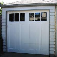 craftsman style garage doorsHandMade Custom Wood Garage Doors and REAL Carriage House Doors