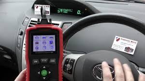 2009 Toyota Yaris Check Engine Light Icarsoft I820 Check Engine Reset Toyota Yaris Fault Codes Review