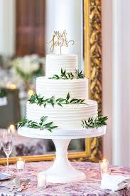 White Wedding Cakes From 2017 Weddings In The Washington Dc Area
