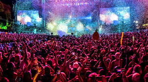 Edm mix for the best electronic dance music mix; Electronic Music Fests One Edm
