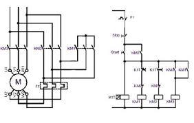 y delta circuit diagram the wiring diagram cr4 th o l relay in star delta starer wiring diagram
