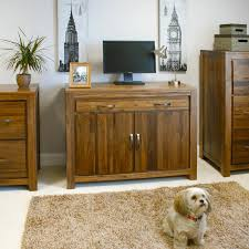 solid walnut hidden home office. Mayan Solid Walnut Hidden Home Office V