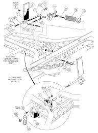 1998 1999 club car ds gas or electric club car parts club car precedent parts manual at Club Cart Parts Diagram