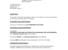 How To Format A Resume In Word Free Sample Resume Templates Word And Format Download In Ms 25