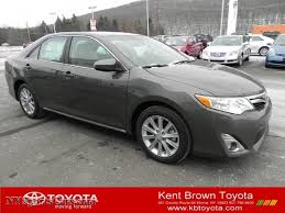 2012 Toyota Camry XLE in Cypress Green Pearl - 528804 ...