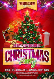 Free Christmas Flyer Templates Download Christmas Party Flyer Templates 25 New Year Flyer Templates
