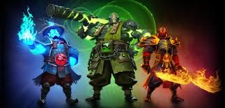 dota 2 update adds new heroes and coaching mode rock paper shotgun