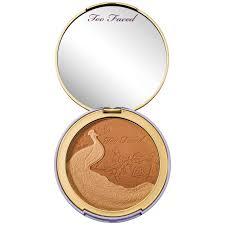 too faced natural satin dual tone bronzer 18g lookfantastic