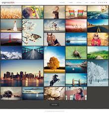 Wordpress Photo Gallery Theme Expression Photography Responsive Wordpress Theme