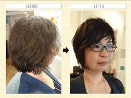 40代女性の流行りの髪型はショートorロング For 髪型 ショート