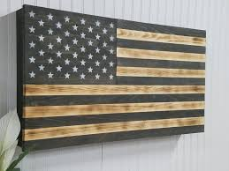 american flag wall art gun case