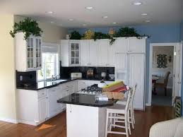 kitchen white cabinets blue walls kitchen paint colors with white cabinets and black granite by