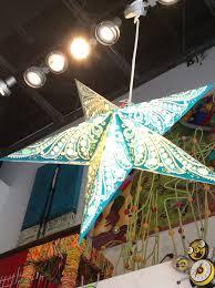 star shaped light fixtures