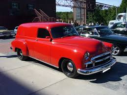 1950 Chevrolet Panel - Information and photos - MOMENTcar
