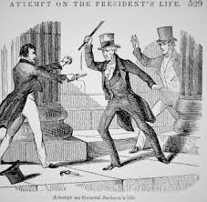 bank war andrew jackson. Brilliant Andrew For Some Reason The Guns Misfired Davy Crockett Who Was With  President Wrestled Assailant Down And Disarmed Him Throughout Bank War Andrew Jackson J