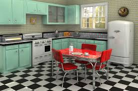 retro look furniture. Interior, Implementing A Retro Look In Your Kitchen And Bathroom Amazing Furniture Lovable 3: T