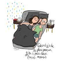 25 Illustrations Très Drôles Sur La Vie De Couple Petit Petit